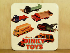 DRINK COASTERS,  SET OF 4 - DINKY TOYS