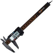 "Jewelry Caliper Measuring Tool LCD Caliper Micrometer Measuring 0-6""/150mm, New"