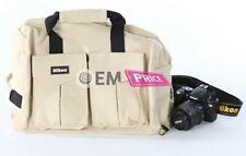 Genuine Nikon Camera Hand Carry / Backpack Bag for SLR Camera New!