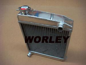 Aluminum radiator for AUSTIN ROVER MINI 1275 GT 1959-1997 manual
