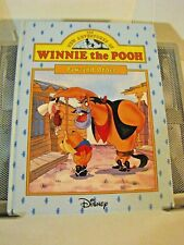 The New Adventures of Winnie the Pooh-Disney Series-Paw N Order-1990 Hardcover
