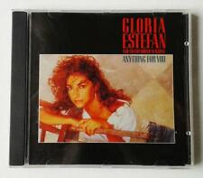 GLORIA ESTEFAN & MSM ANYTHING FOR YOU ORIGINAL CD EXCELLENT USED 1989