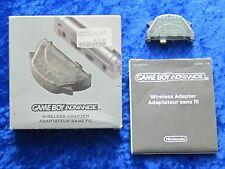 Original Nintendo GameBoy Advance Wireless Adapter, OVP Anleitung