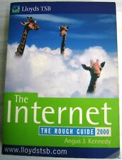 The Internet Rough Guide 1999 vintage book Angus Kennedy computers Lloyds TSB