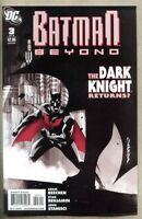 Batman Beyond #3-2010 vf/nm 9.0 Tim Drake Bruce Wayne Dick Grayson Hush Catwoman