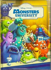 Disney Pixar MONSTERS UNIVERSITY Brand New! hb of film animation Kid collectable
