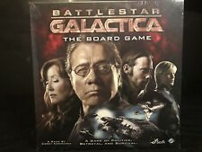 Battlestar Galactica The Board Game (Sci-Fi Channel) Factory Sealed