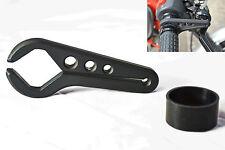 """Qualité noir en nylon moto moto cruise control pour 25mm 1 """"guidon"""