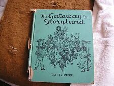 Gateway To Storyland Watty Piper 1954 New Revised Edition