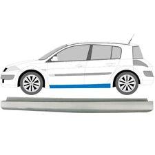 Renault Megane 2 2003-2012 Schweller Reparaturblech / Links