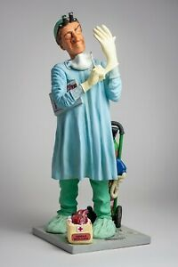 """Collection figurine Forchino """"The Surgeon"""""""