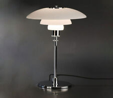 Louis Poulsen PH 3/2 Glass Table Lamp Des Desk Lighting Denmark Modern Light New