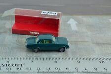 Herpa Ford Taunus 17M Green Car 1:87 Scale HO (HO4739)