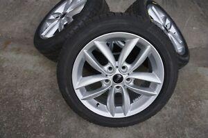 Mini Countryman R60 R61 17 Zoll Alufelgen Double Spoke R124 Winterräder