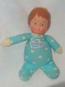 1982 Mattel Lil Drowsy Beans Doll