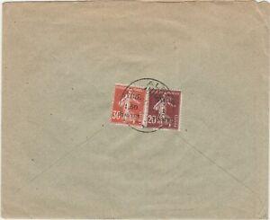 Syria French Alep cover 1924