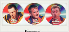 1997 Dynamic Rugby League Turn it up Pogs Team Sets-STH QLD CRUSHERS(3)