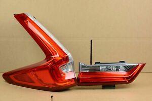 Perfect! 17 18 19 Honda CRV CR-V Tail Light Left LH Driver Set OEM Tested