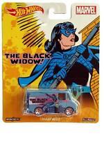 2016 Hot Wheels Pop Culture Marvel The Black Widow Combat Medic