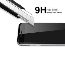 Supershieldz Tempered Glass Screen Protector Saver For iPhone 7 Plus (Black)