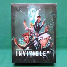 Invisible Inc. Collector's Edition (PC w/ Steam Key) *Factory Sealed* IndieBox