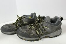 Khombu Men's Athletic Shoes Gray and Black Size 9.5M