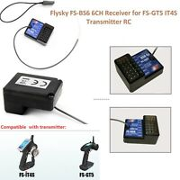 Flysky FS-BS6 6CH Empfänger Receiver für FS-GT5 FS-IT4S Sender DIY RC Auto Boat