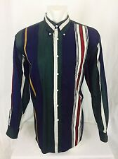 Vintage 1990's Nautica Hip Hop Button Down Shirt. Men's. XL. Excellent.