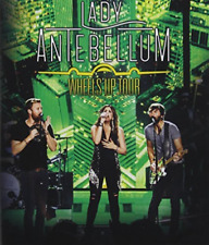 Lady Antebellum-Wheels Up Tour CD with DVD NEW