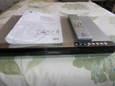 LG HDD/DVD RECORDER RH188 SILVER