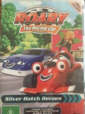 Roary The Racing Car - Silver Hatch Heroes (DVD, 2012) Ex Rental - Free Post!