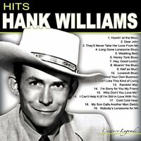 Hank Williams - Hits [CD]