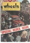 Wheels 1955 Sep Brutsch Hoffman Fuldamobile Singer Sports Tourer MGA Redex Murra