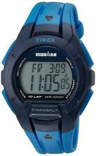 Timex TW5M11400, Men's 10-Lap Ironman Watch, Alarm, Indiglo, Chronograph