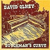 DAVID OLNEY ~ DUTCHMAN'S CURVE NEW SEALED CD INCLUDES LTD ED BONUS LIVE DISC