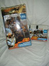 Disney Star Wars Rebels MICROFIBER TWIN Sheet Comforter Bedding 4 pc. Set BONUS