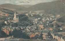 Lauscha AK 1912 Panorama Thüringen 1605020