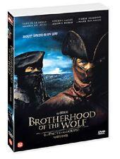Brotherhood of the Wolf (2001) - Christophe Gans (2-Disc) DVD *NEW