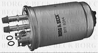 BFF8044 BORG & BECK FUEL FILTER fits Ford Focus 1.8 TDI 01- NEW O.E SPEC!