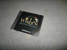 WALT DISNEY WORLD: WISHES - A MAGICAL GATHERING OF DISNEY DREAMS CD RARE