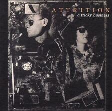 Attrition - A tricky business (CD)