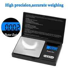 Precision Electronic Digital Balance For Food Jewelry Weight Lcd Display Scale