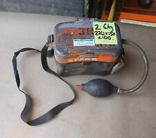 SCOTT GASTESTER D15 CLASS 1 DIVISION 1 Groups C&D  Natural Gas in Air Detector