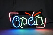 "New Open Pub Wall Decor Acrylic Neon Light Sign 14"""