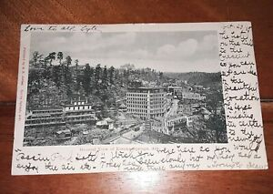Eureka Springs, Arkansas Postcard-General View