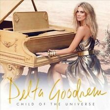 Child of the Universe by Delta Goodrem (CD, Nov-2012, Sony Music Distribution...