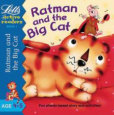 Good, Active Reader Book 1 4-5 Ratman and the Big Cat: Bk.1(4-5) (Active Readers