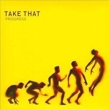 Progress by Take That (CD, Nov-2010, Polydor)