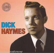 DICK HAYMES - Legendary Song Stylist (UK 20 Tk CD Album)