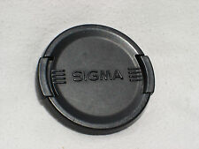 Genuine SIGMA 55mm  front lens cap   Japan (older model)
